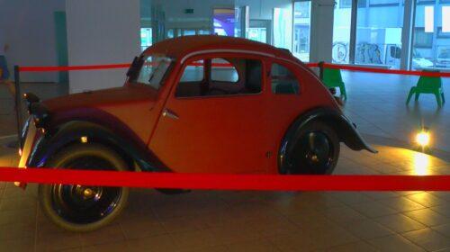 Heidelberg – Unterwegstheater zeigt Film-Appetizer für diesjähriges ArtOrt-Festival rund um die Automobilgeschichte – VIDEO
