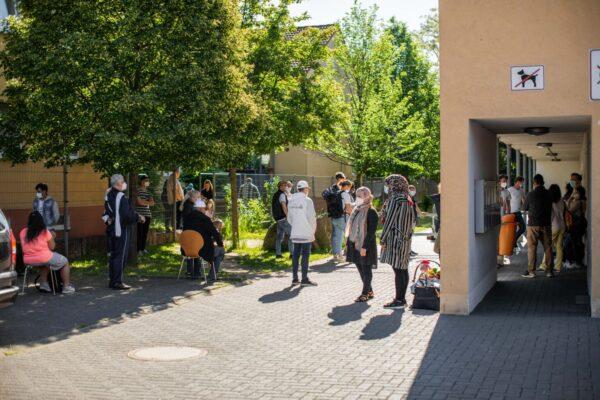 Heidelberg – Impfaktion läuft noch bis einschließlich 21. Juni! Ohne Voranmeldung! Alle Heidelbergerinnen ab 40 Jahren sowie alle erwachsenen Heidelberger impfberechtigt! Impfstoff von Johnson & Johnson!