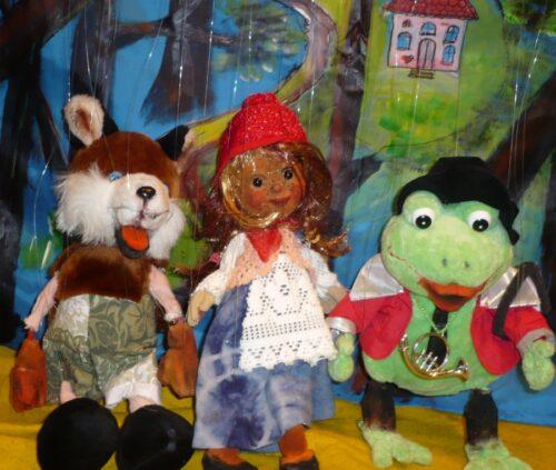 Speyer – ROTKÄPPCHEN UND DER WOLF – Kinder und Jugendtheater
