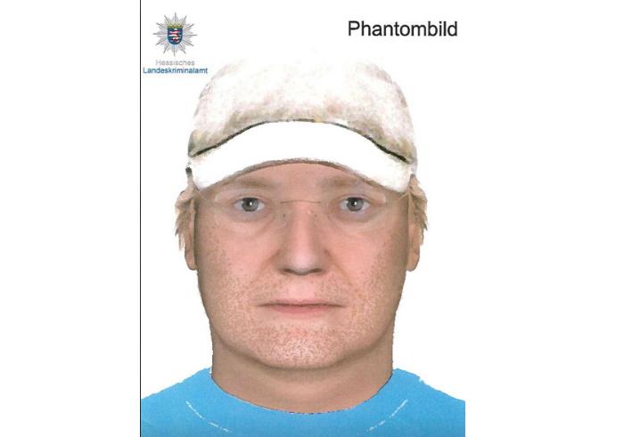 Heppenheim – Frau aufgelauert und angegriffen – Polizei fahndet jetzt mit Phantombild