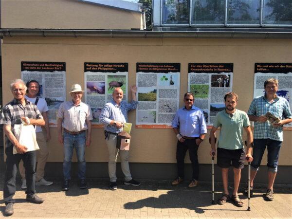 Landau – Von der Artenvielfalt vor der eigenen Tür begeistert – Zoo Landau in der Pfalz unterstützt das Naturschutzprojekt Billigheimer Bruch