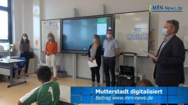 Rhein-Pfalz-Kreis – Vorbildliche Digitalisierung an den Mutterstadter Grundschulen Pestalozzi und Mandelgraben