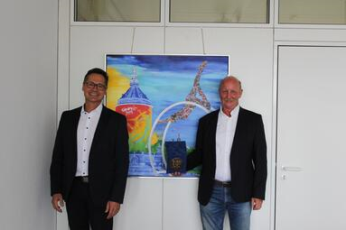 """Mannheim – Sportgeschichte und sportpolitisches Geschehen maßgeblich geprägt – Michael Scheidel als """"Verdienten Persönlichkeit des Mannheimer Sports 2020"""" geehrt"""