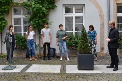 Landau – Weil wir nur eine Erde haben – Studierende laden am 15. August zum Tag zur Nachhaltigkeit in die Landauer Innenstadt ein