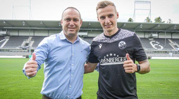 Sandhausen – Fußball 2.Liga – Marcel Ritzmaier wechselt vom FC Barnsley zum SVS an den Hardtwald