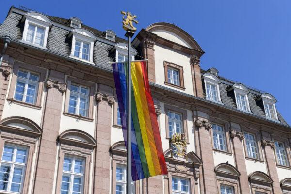 Heidelberg – Aktionen rund um den Christopher Street Day am 14. August – CSD wird auch 2021 in Heidelberg gefeiert – Akzeptanz für LSBTIQ+ stärken