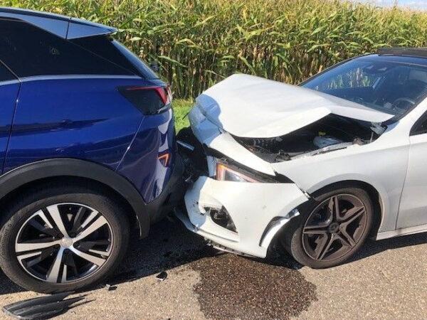 Wörth – Mit 4,4 Promille mehrere Unfälle gebaut