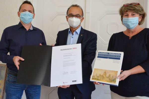 """Germersheim – """"Landkreis Germersheim ist vorbildlich"""" – Ausloberpreis erhalten"""