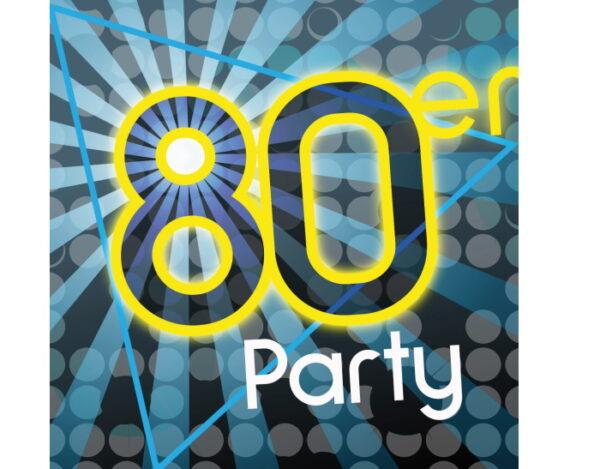 Frankenthal – Veranstaltungstipp: 80er Party – Back to the 80s!  01. Okt 2021 #Gleis4