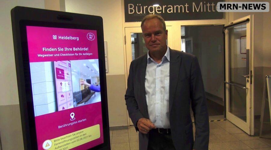 Heidelberg – Bürgerämter: Geänderte Öffnungszeiten gelten bis zum Jahresende!