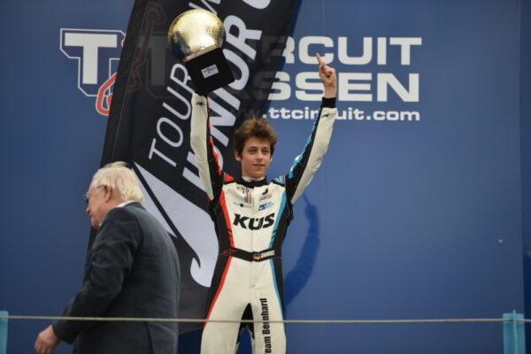 Hockenheim – Heimrennen für Daniel Gregor und Valentino Catalano auf dem Hockenheimring