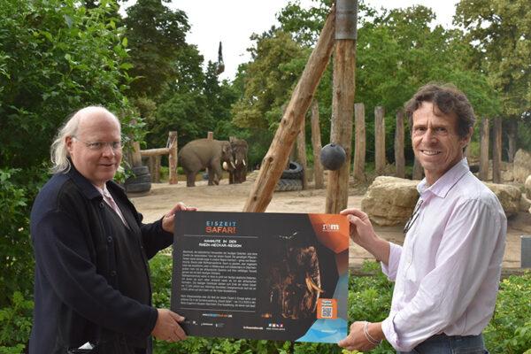 """Heidelberg – Museum und Zoo haben tierische Gemeinsamkeiten: Reiss-Engelhorn-Museen Mannheim und Zoo Heidelberg kooperieren zur Schau """"Eiszeit-Safari"""""""