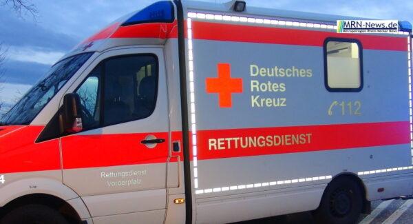 Schwegenheim – Unfall auf der #B9 führte zur kurzfristiger Vollsperrung