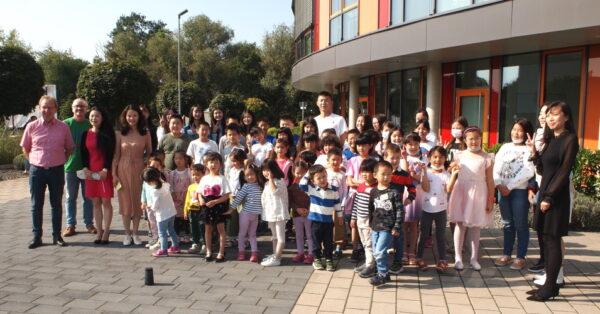 Viernheim – Chinesische Sprachschule eröffnet