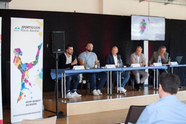 Heidelberg/Mannheim -Top-Schiedsrichterin Bibiana Steinhaus 'pfeift' den SportAward: Prominente Laudatoren und Show-Acts bei der größten Sportlerehrung der Metropolregion Rhein-Neckar