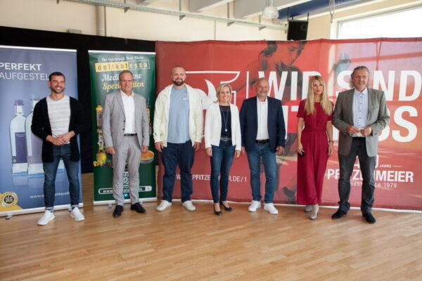 Mannheim – SportAward Rhein-Neckar: Top-Schiedsrichterin Bibiana Steinhaus 'pfeift' den SportAward