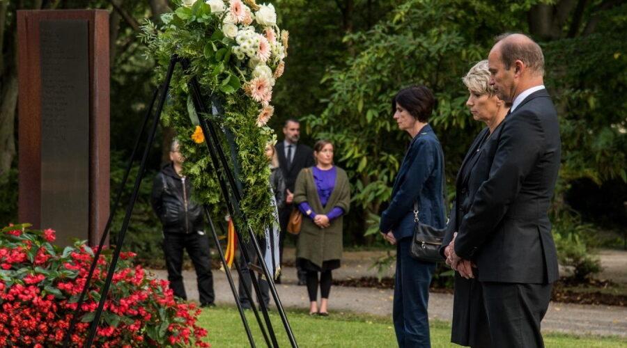 Ludwigshafen – #BASF: Gedenken zum 100. Jahrestag des Explosionsunglücks von Oppau