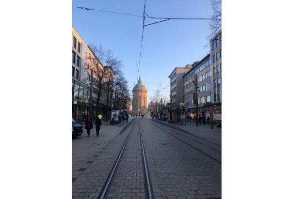 Mannheim – Verkehrsinformationen: Demonstrationen am morgigen Samstag