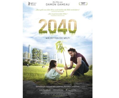 Rhein-Pfalz-Kreis – 2040 wir retten die Welt – Capitol LichtspielTheater Limburgerhof am Dienstag, 28.09.2021
