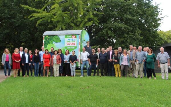 Speyer –  Bewerbung für die Landesgartenschau 2026 in Speyer: Oberbürgermeisterin erfreut über Beschluss des Stadtrates