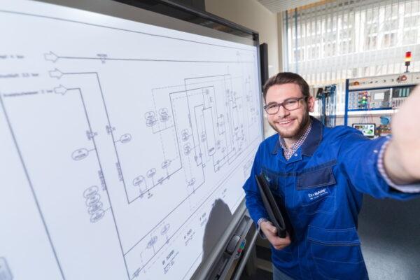 Ludwigshafen – BASF – Duale Studiengänge Maschinenbau und Elektronik stellen sich vor Ort vor