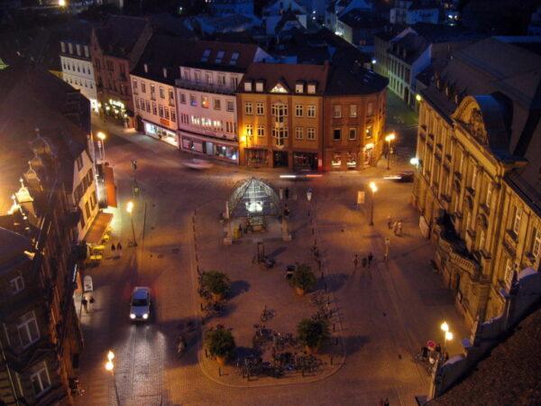 Speyer – Vierter Speyerer Abendbummel: Postgalerie Spezial