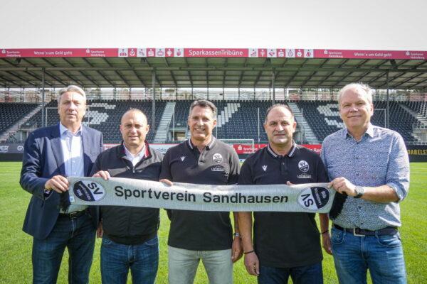 Sandhausen – Neuer Chef-Trainer bei SV Sandhausen:  Alois Schwartz