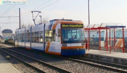 Ludwigshafen – Rhein-Haardtbahn (RHB): Brückensanierung und Gleiserneuerung zwischen Ruchheim und Maxdorf – Auswirkungen auf rnv-Bahnverkehr der Linien 4/4A und 9
