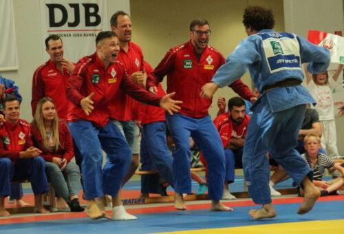 Speyer – Endlich wieder Bundesliga-Judo in Speyer – JSV-Männer begrüßen zum Heim-Comeback Rekordmeister Abensberg
