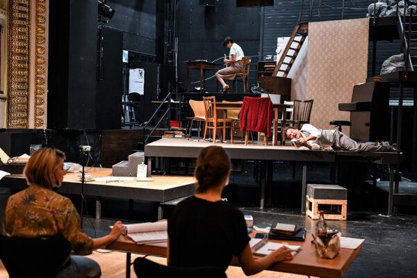 """Heidelberg – """"Gerade sein und Mensch werden""""- Sophie Scholl: Musiktheater von Karola Obermüller  in der Uraufführung! Premiere am Freitag, 1. Oktober 2021, 20.00 Uhr"""