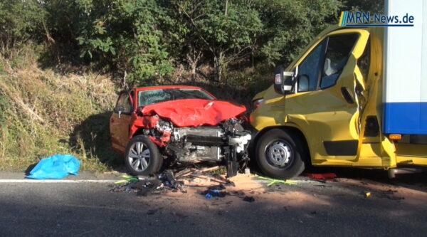 Speyer – TRAURIGER NACHTRAG – 53-jährige Beifahrerin des PKW verstirbt im Krankenhaus
