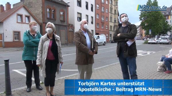 Ludwigshafen – VIDEO – Torbjörn Kartes CDU auch in Nichtwahlkampfzeiten für die Bürger, Vereine, Wirtschaft und Institutionen im Wahlkreis unterwegs