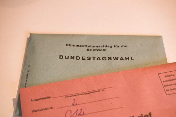 Heidelberg – Bundestagswahl 2021: Rote Wahlbriefe rechtzeitig zurücksenden