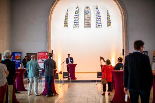 Heidelberg – Mark-Twain-Village: Chapel als neues Bürgerzentrum eingeweiht! Trägerverein übernimmt Betrieb des neuen Stadtteilzentrums – Drei Räume zur Miete