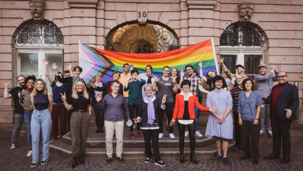"""Heidelberg – Runder Tisch sexuelle und geschlechtliche Vielfalt feiert Fünfjähriges! Bürgermeisterin Jansen: """"Gemeinsames Potenzial für Rainbow-City Heidelberg"""""""