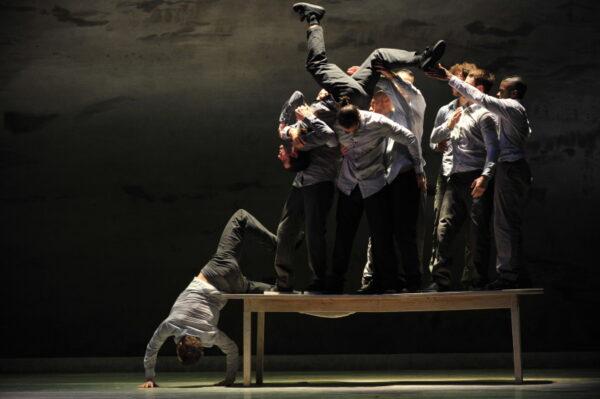 "Ludwigshafen – Grandioses Tanztheater ""The Roots"" gastiert am 06.11.2021 im Theater im Pfalzbau"