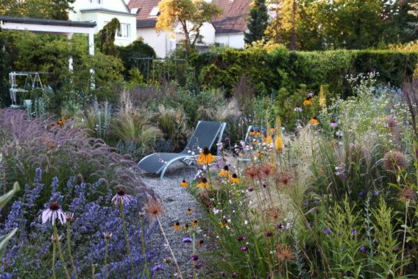 Hockenheim – Gartengestaltung hilft gegen Klimawandel