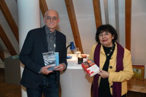 Hockenheim – Literarischer Ausflug nach Kanada kam an