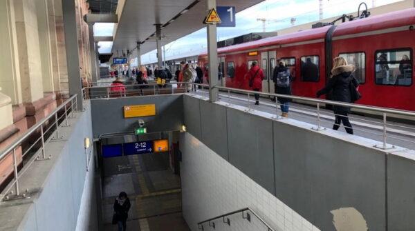 Ludwigshafen – Defektes Stellwerk führt zu Zugverspätungen – Reiseverbindung prüfen
