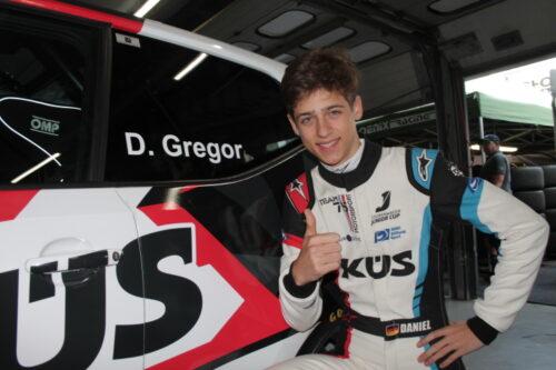Neustadt/Edenkoben – Daniel Gregor aus Maikammer übernimmt mit dem 3.Platz auf dem Nürburgring die Gesamtführung