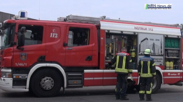 Mannheim-Sandhofen – Shisha-Kohle löst Polizei-und Feuerwehreinsatz aus