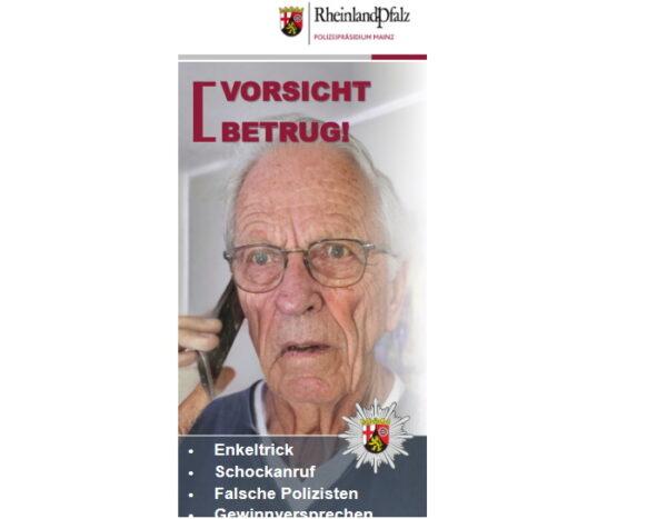 Worms – 67-jährige durch dreisten Schockanruf um 40.000 Euro betrogen