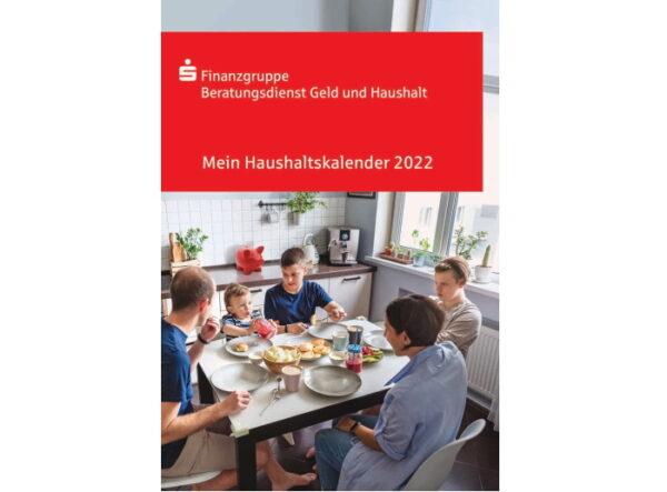 """Ludwigshafen –  Sparkasse Vorderpfalz : 365 Tage das Geld im Griff – """"Mein Haushaltskalender 2022"""" kann kostenfrei nach Hause bestellt werden"""