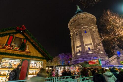 Mannheim – Mannheimer Weihnachtsmärkte und Märchenwald 2021 sollen stattfinden – Es gilt die 2G-Regel