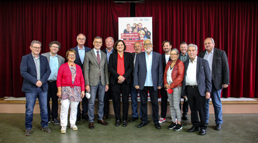 """Heidelberg -""""Gerade in diesen schwierigen Zeiten wurden wir gebraucht"""" –   Kreiskonferenz der AWO Heidelberg zog Bilanz – mit Neuwahl des Vorstandsteams für künftige Herausforderungen"""