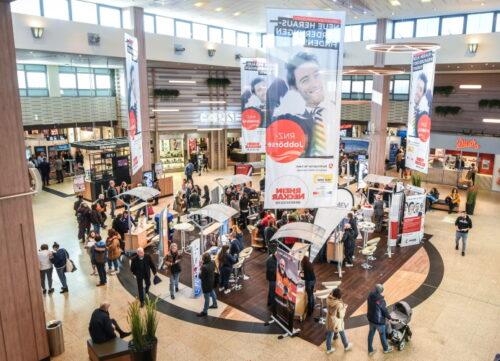 Viernheim – 5. Jobbörse im Rhein-Neckar-Zentrum – Als Unternehmen die Chance zur Personalgewinnung nutzen! – Anmeldung bis 15. November möglich