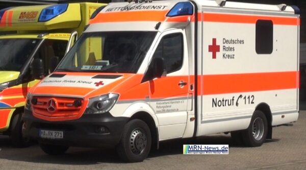 Waibstadt – ERSTMELDUNG – Schwerer Verkehrsunfall – B 292 derzeit voll gesperrt