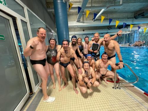 Weinheim – TCO Weinheim – 1.Spieltag der 2.BL Süd Unterwasser Rugby