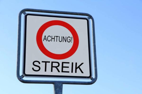 Speyer – Erneuter Streikaufruf Beeinträchtigungen im Busverkehr