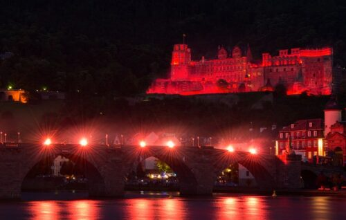 Heidelberg – Sitzung des Haupt- und Finanzausschusses am 27. Oktober um 17.30 Uhr – Die Heidelberger Schlossbeleuchtung und viele weitere Themen stehen auf der Agenda